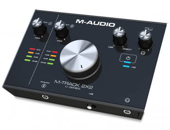 M-Audio M-Track 2X2 - USB Audiointerface