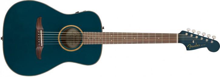 Fender Malibu Classic, Cosmic Turquoise (inkl. Tasche)