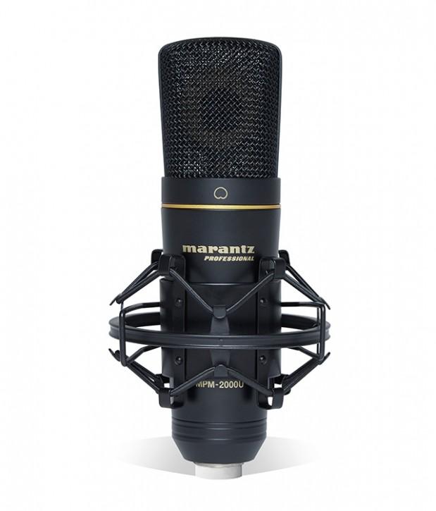 Marantz MPM-2000U USB Kondensatormikrofon