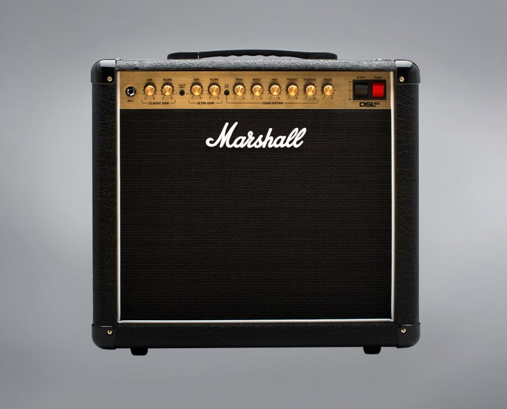 Marshall DSL-20CR Combo