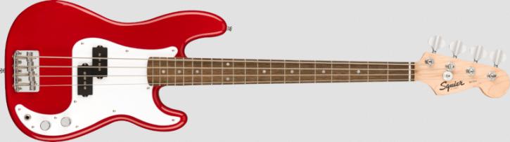 Squier Mini Precision Bass LRL DKR