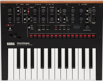 Korg Monologue - Analog Synthesizer