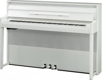 Yamaha NU1 PBW Hybrid Piano
