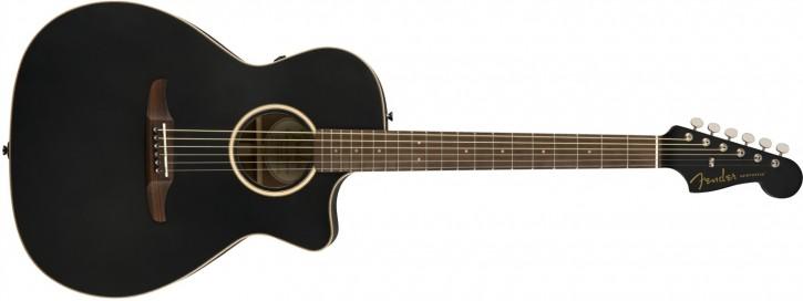Fender Newporter Special, Matte Black (inkl. Tasche)