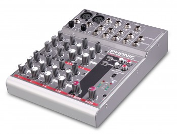 Phonic AM-105 Kompaktmixer