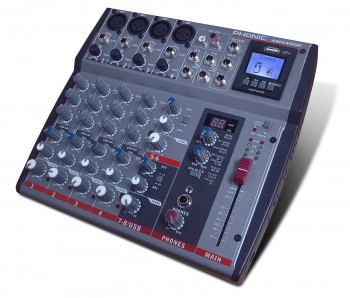Phonic AM-440DP Kompaktmixer
