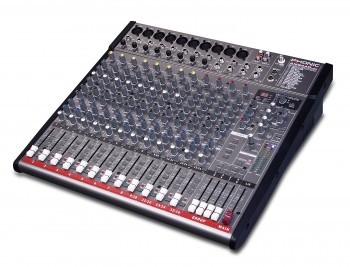 "Phonic AM-844D USB - 19"" Rackmixer"