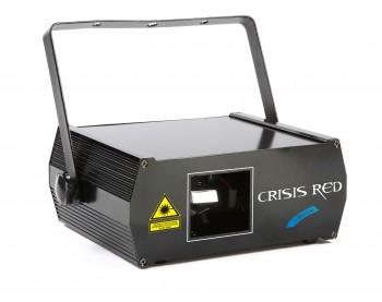 Proel PLLAS125R Crisis Laser Rot B-Stock