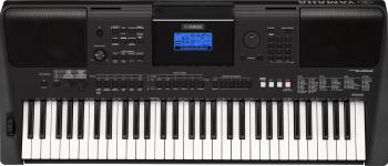 Yamaha PSR-E453 Set mit Stativ und Kopfhörer