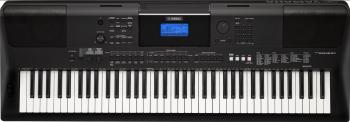 Yamaha PSR-EW400 Set mit Stativ und Kopfhörer