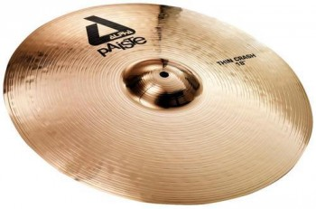 Paiste Alpha Brilliant Rock Crash 17""