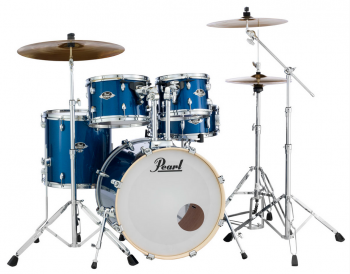 Pearl Export EXX725SBR/C702 - Electric Blue Sparkle - Aussteller
