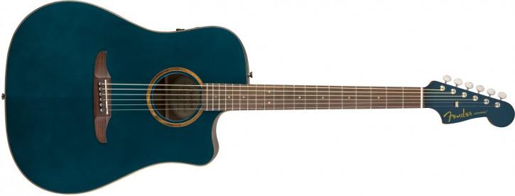 Fender Redondo Classic, Cosmic Turquoise (inkl. Tasche)
