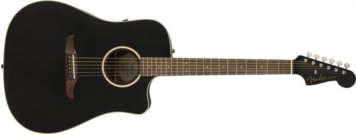 Fender Redondo Special, Matte Black (inkl. Tasche)