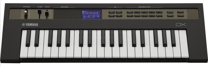 Yamaha Reface DX -  Mobile Mini Keyboard