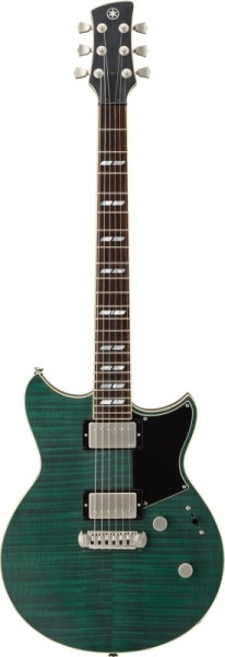 Yamaha Revstar RS620 Snake Eye Green