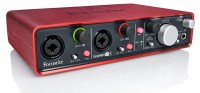 Focusrite Scarlett 2i4 - 2nd Gen