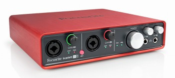 Focusrite Scarlett 6i6 - 2nd Gen