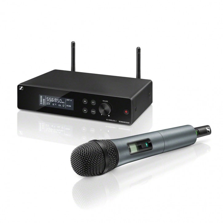 Sennheiser XSW 2-835 E Set UHF Niere + Wireless-System