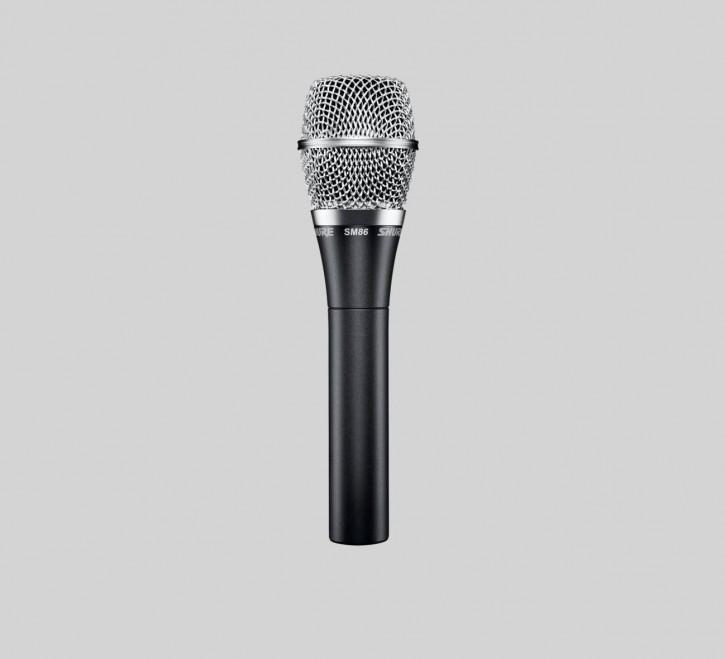 Shure SM-86 Kondensator-Gesangsmikrofon