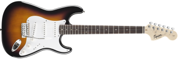Squier by Fender Affinity Stratocaster LRL BSB