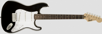 Squier Bullet Stratocaster SSS IL BLK