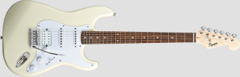 Squier Bullet Stratocaster HSS IL AWT