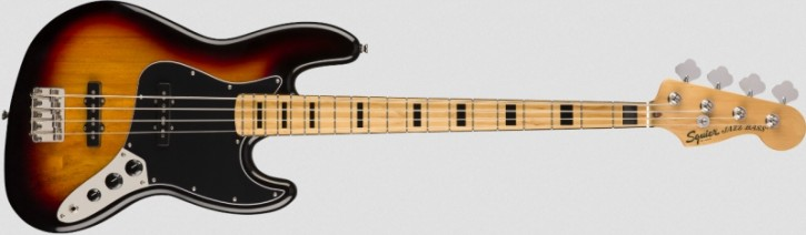 Squier Classic Vibe '70s Jazz Bass - MN 3TS