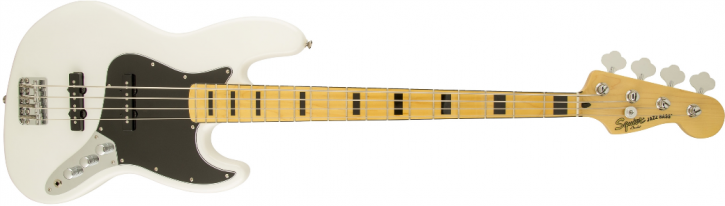 Squier Vintage Modified Jazz Bass '70S OWT