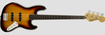 Squier Vintage Modified Jazz Bass Fretless 3TS