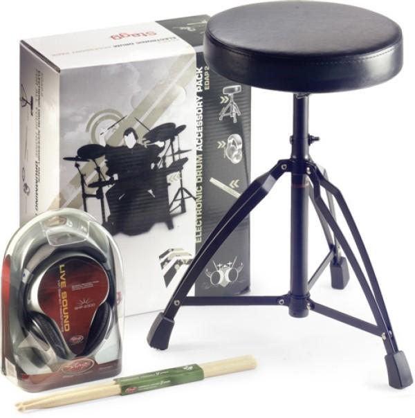 E-Drum Zubehör Paket