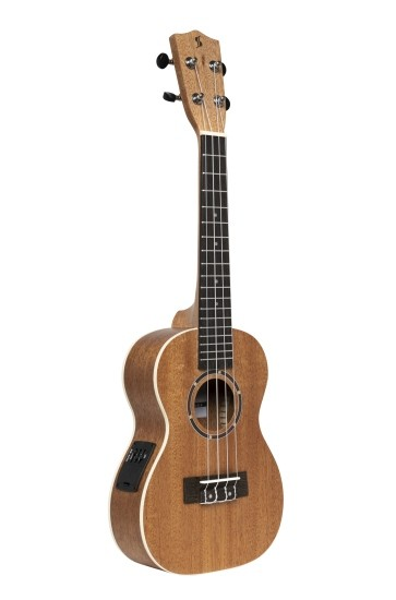 Stagg UC-30 E - Electric Concert-Ukulele