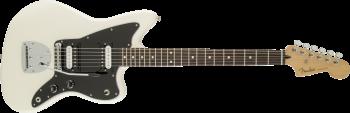 Fender Standard Jazzmaster HH RW OWT