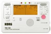 Korg TM-50 PW Tuner-Metronom