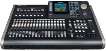 Tascam DP-24SD - 24-Spur-Digital-Portastudio