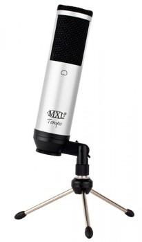 MXL Tempo SK USB Kondesator Mikrofon silber/schwarz