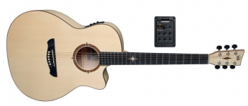 VGS P-20CE Polaris - Natural Satin Open Pore