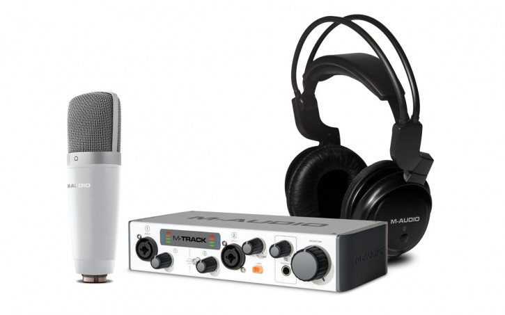 M-Audio Vocal Studio Pro II Set