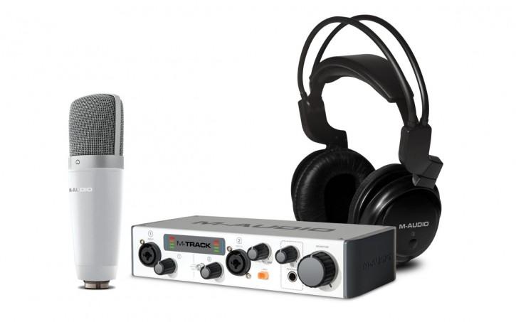 M-Audio Vocal Studio Pro II Set