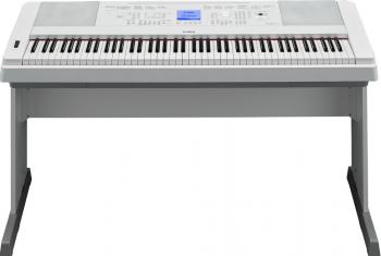 Yamaha DGX-660WH