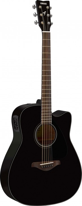 Yamaha FGX-800C Black