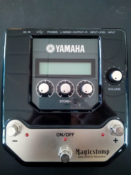 Yamaha Magicstomp UB-99 B