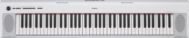 Yamaha NP-32 WH Set 2 mit Stativ, Bank und Kopfhörer