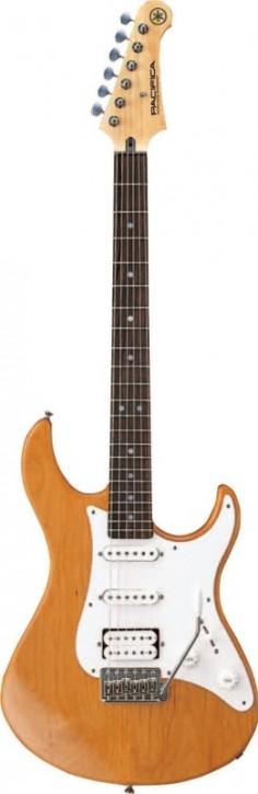 Yamaha Pacifica, PAC-112J-YNS, Yellow natural Satin
