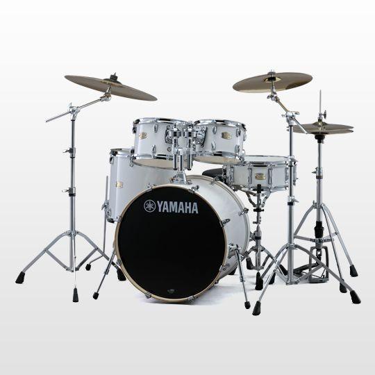 Drumset Yamaha Stage Custom Birch SBP2F5 (inkl. Hardware)