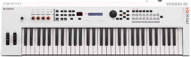 Yamaha MX-61 II WH Synthesizer