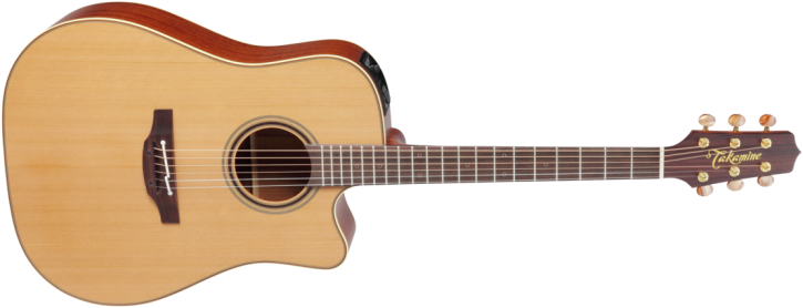 Takamine P3DC Gitarre mit Pickup