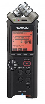 Tascam DR-22WL Rekorder mit Wi-Fi