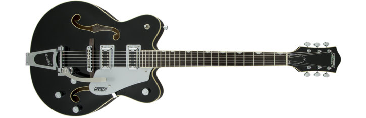 Gretsch G5422T Electromatic Black mit Bigsby