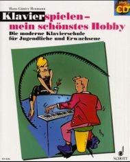 Klavierspielen - mein schönstes Hobby Band 1 mit CD